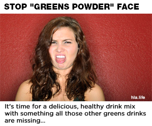 green-powder-face